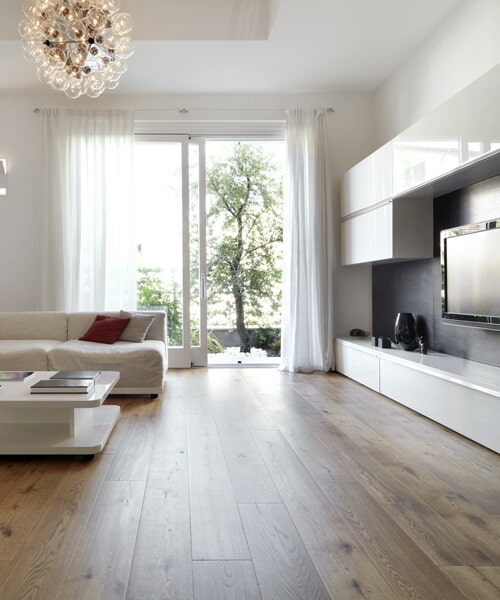 Hardwood flooring in St. Louis MO from Flooring Galaxy