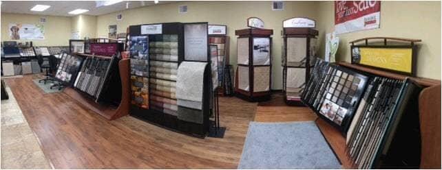 Carpet store in Minneola FL - Mark's Floors