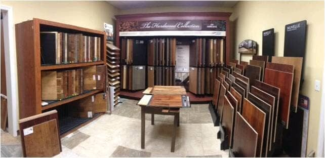 Hardwood flooring store in Minneola FL - Mark's Floors