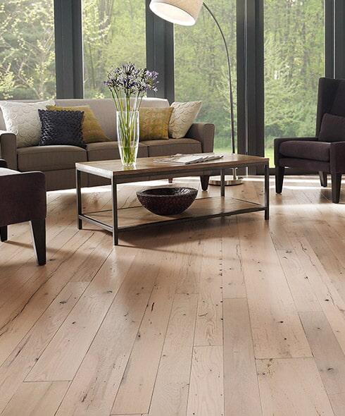 Hardwood flooring in Mount Dora FL from Mark's Floors