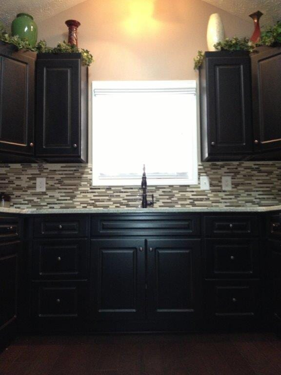 Custom kitchen cabinets in Flowery Branch GA from Purdy Flooring & Design