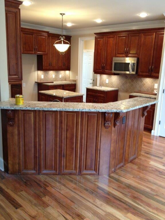 Kitchen remodeling in Dacula GA from Purdy Flooring & Design