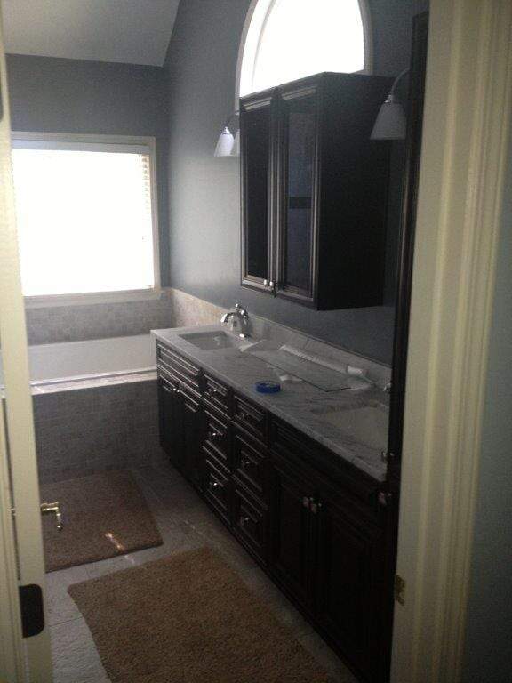 Bathroom remodeling in Gainesville GA from Purdy Flooring & Design