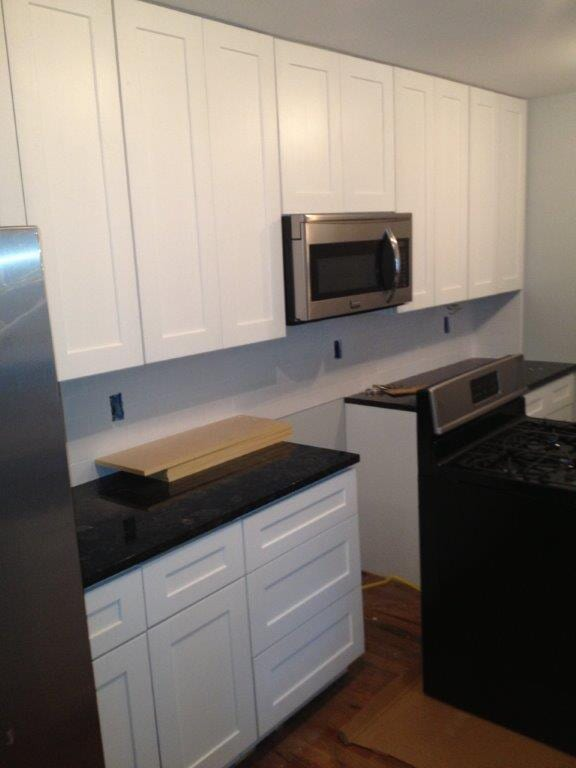 Kitchen cabinets in Buford GA from Purdy Flooring & Design