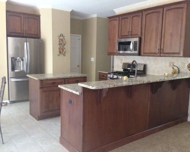 Kitchen cabinets in Braselton GA from Purdy Flooring & Design