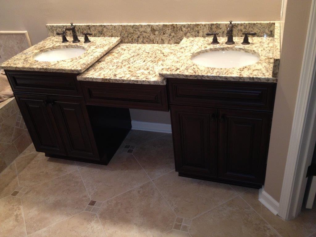 Bathroom remodeling in Dacula GA from Purdy Flooring & Design