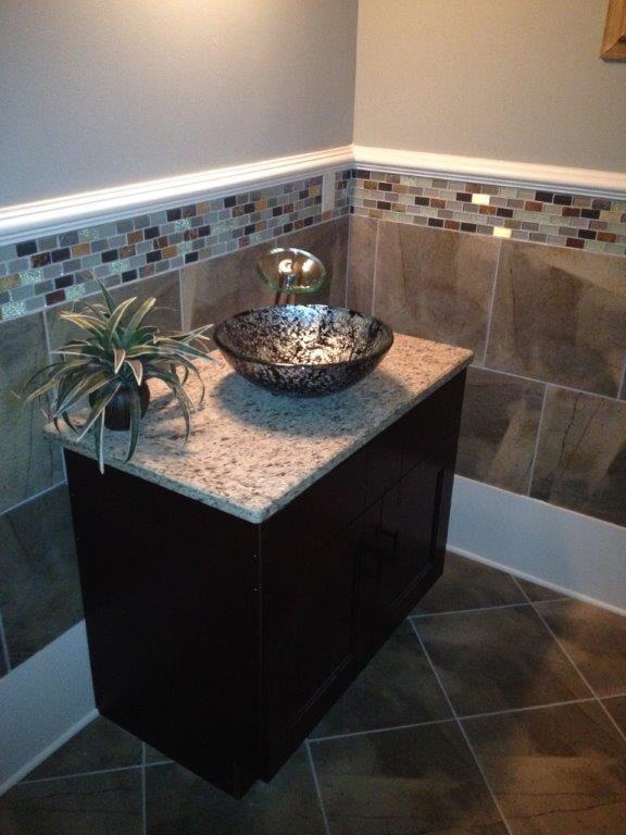 Bathroom remodeling in Cumming GA from Purdy Flooring & Design