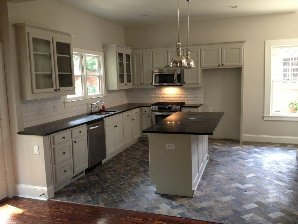 Kitchen remodeling in Buford GA from Purdy Flooring & Design