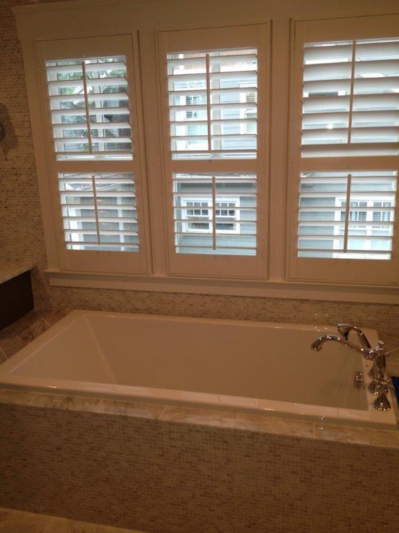 Custom interior window shades in Braselton GA from Purdy Flooring & Design