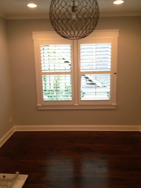 Custom interior shades in Flowery Branch GA from Purdy Flooring & Design