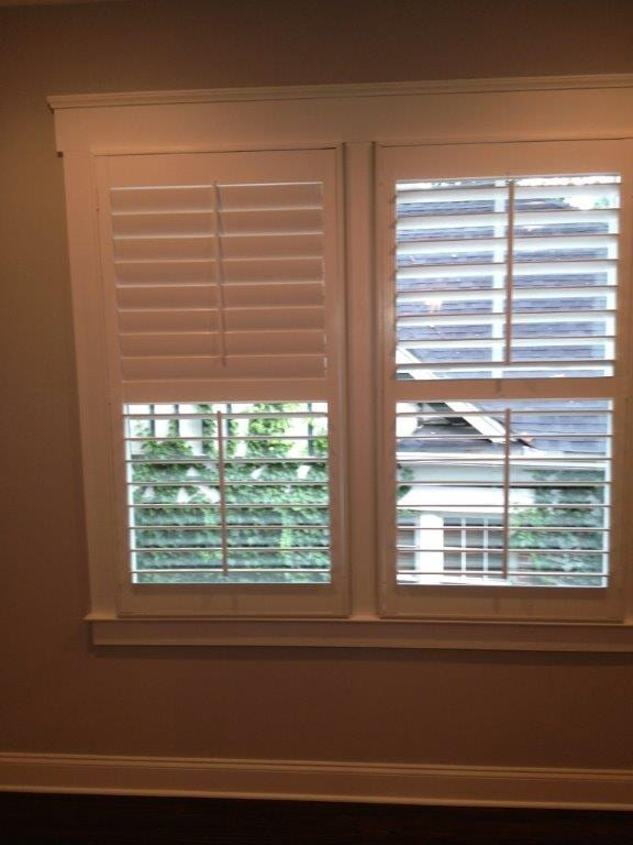 Custom interior shades in Gainesville GA from Purdy Flooring & Design