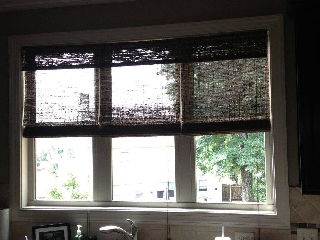 Custom window shades in Braselton GA from Purdy Flooring & Design