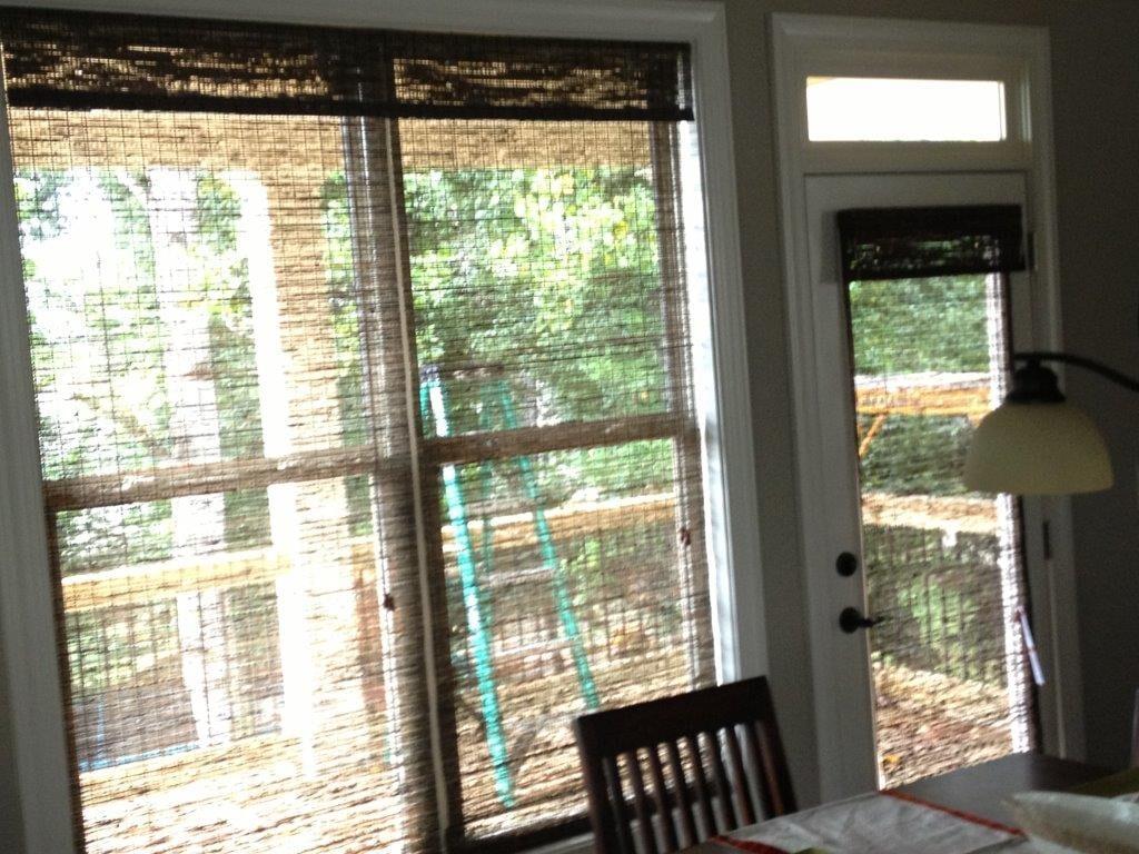 Custom window shades in Flowery Branch GA from Purdy Flooring & Design