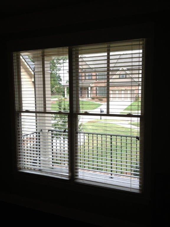 Custom interior window shades in Gainesville GA from Purdy Flooring & Design