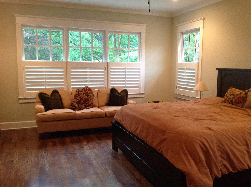 Custom shutters in Buford GA from Purdy Flooring & Design