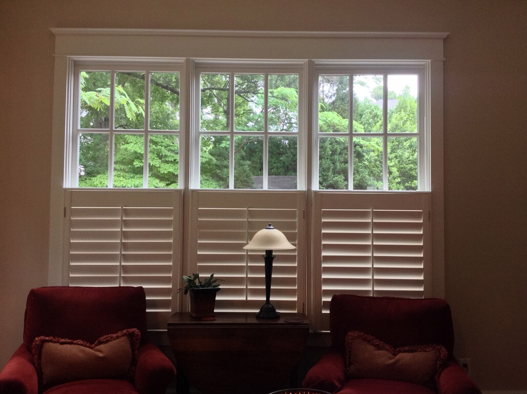 Custom shutters in Flowery Branch GA from Purdy Flooring & Design