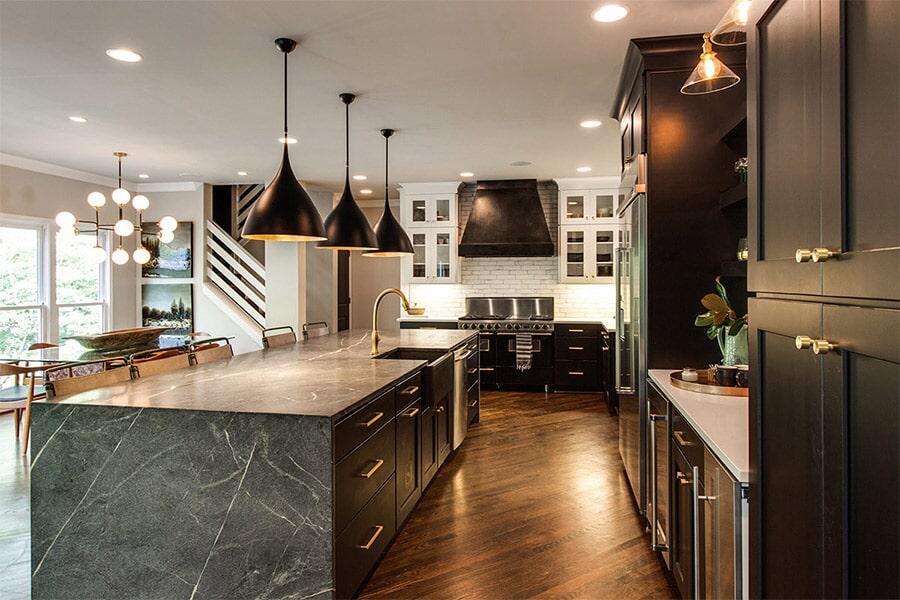 Kitchen remodel in Sarasota FL from Manasota Flooring