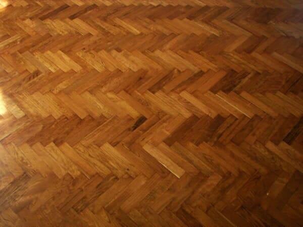Custom wood floor installation in Fort worth TX by Masters Flooring