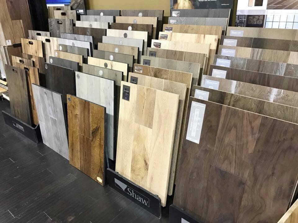 Hardwood flooring store near Richland WA - Luke's Carpet & Design Center