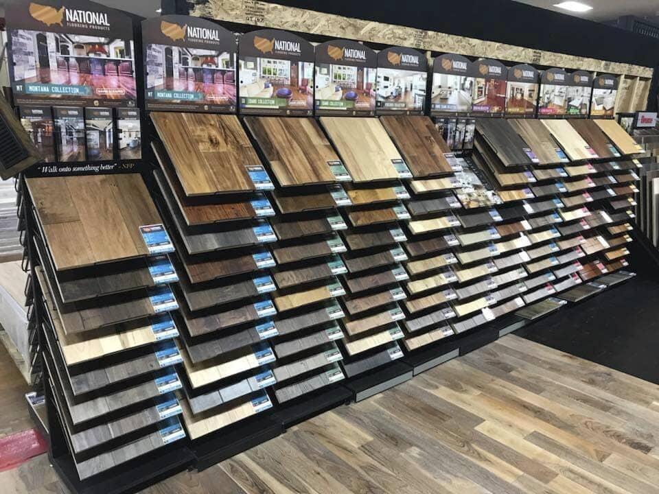 Laminate floor store near West Richland WA - Luke's Carpet & Design Center