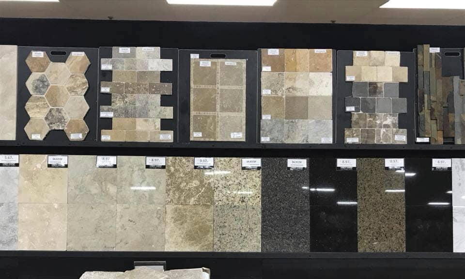 Tile store near Richland WA - Luke's Carpet & Design Center