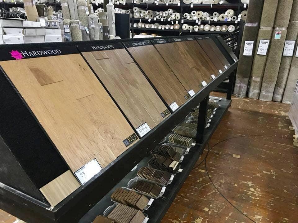 Wood floor store near West Richland WA - Luke's Carpet & Design Center