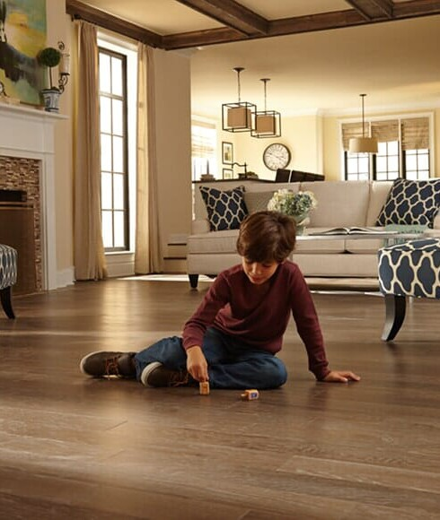 Luxury hardwood flooring in Palm Beach County FL from Capitol Carpet & Tile