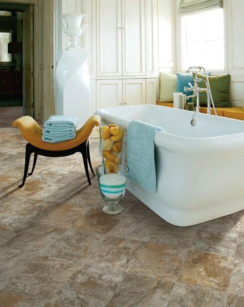 Waterproof luxury vinyl flooring in Wilsonville, OR from Marion's Carpet & Flooring Warehouses