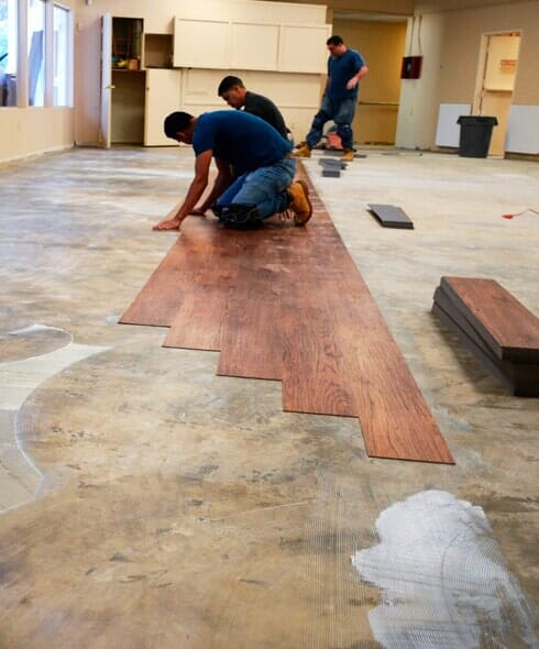 Your trusted Mesa, AZ area flooring contractors - American Interiors