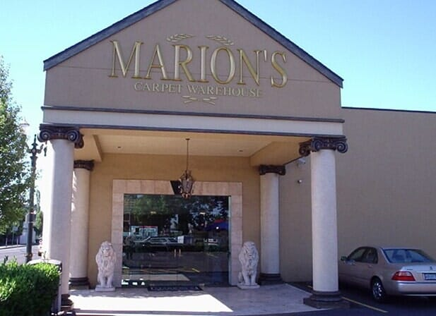 Carpet store in  - Marion's Carpet & Flooring Warehouses