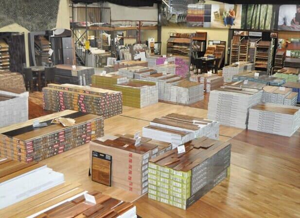 Hardwood flooring store in  - Marion's Carpet & Flooring Warehouses