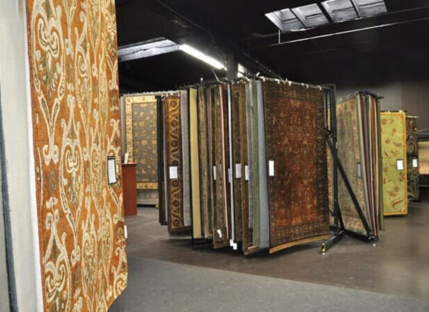 Area rug store in  - Marion's Carpet & Flooring Warehouses