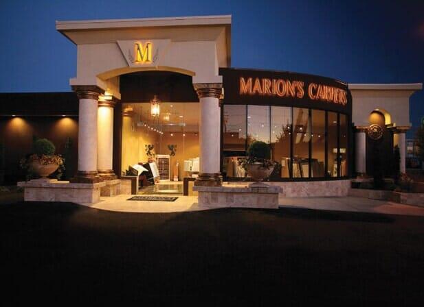 Flooring store in  - Marion's Carpet & Flooring Warehouses