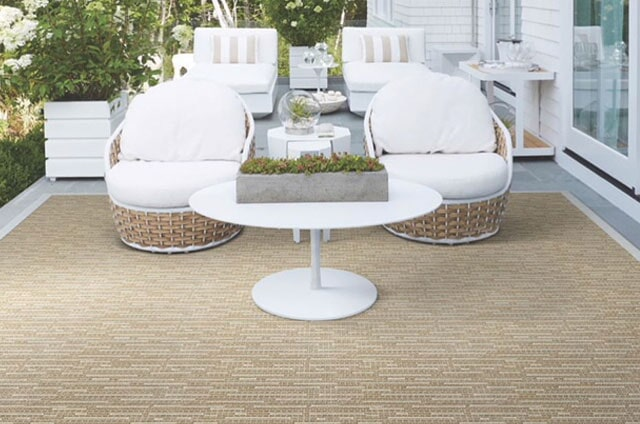Outdoor carpet flooring in Beavercreek, OH from Bockrath Flooring & Rugs