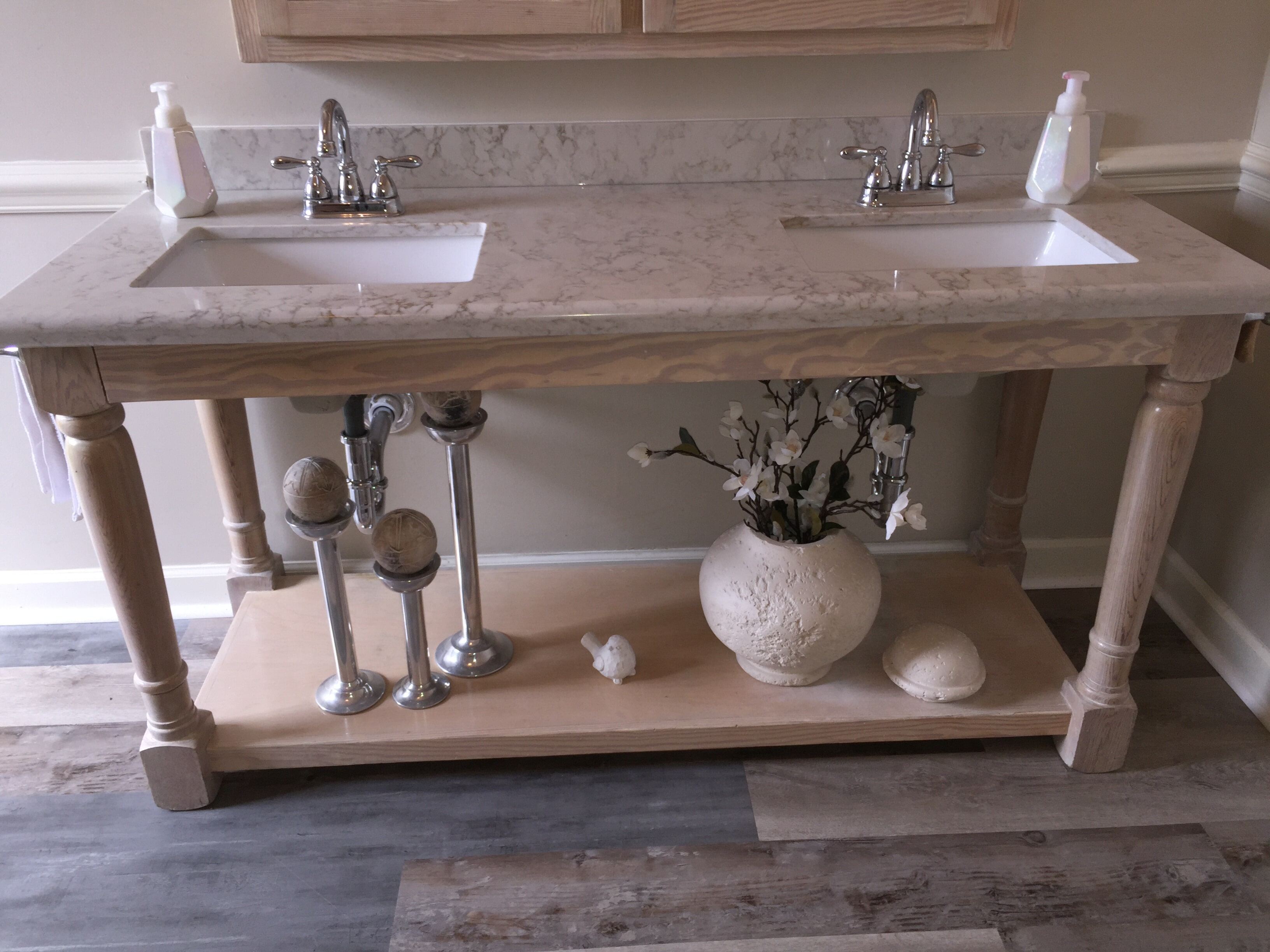 Luxury bathroom sinks in Bailey NC from Richie Ballance Flooring