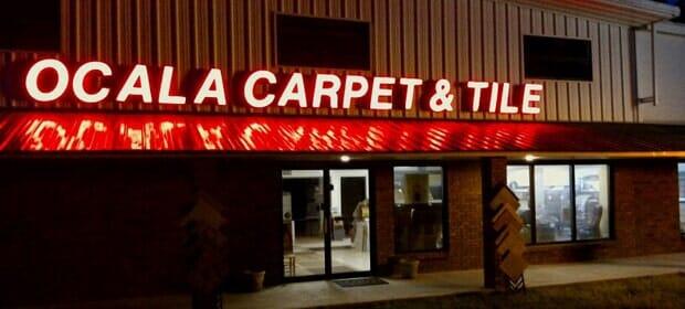 Flooring design professionals in the Ocala, FL area - Ocala Carpet & Tile