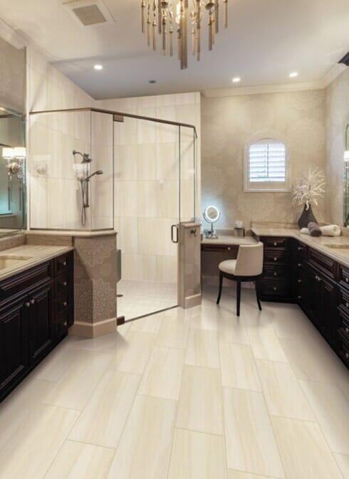 Tile flooring in Murrells Inlet SC from Flooring Plus