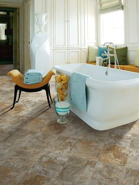 Luxury vinyl tile (LVT) flooring in Murrells Inlet SC from Flooring Plus