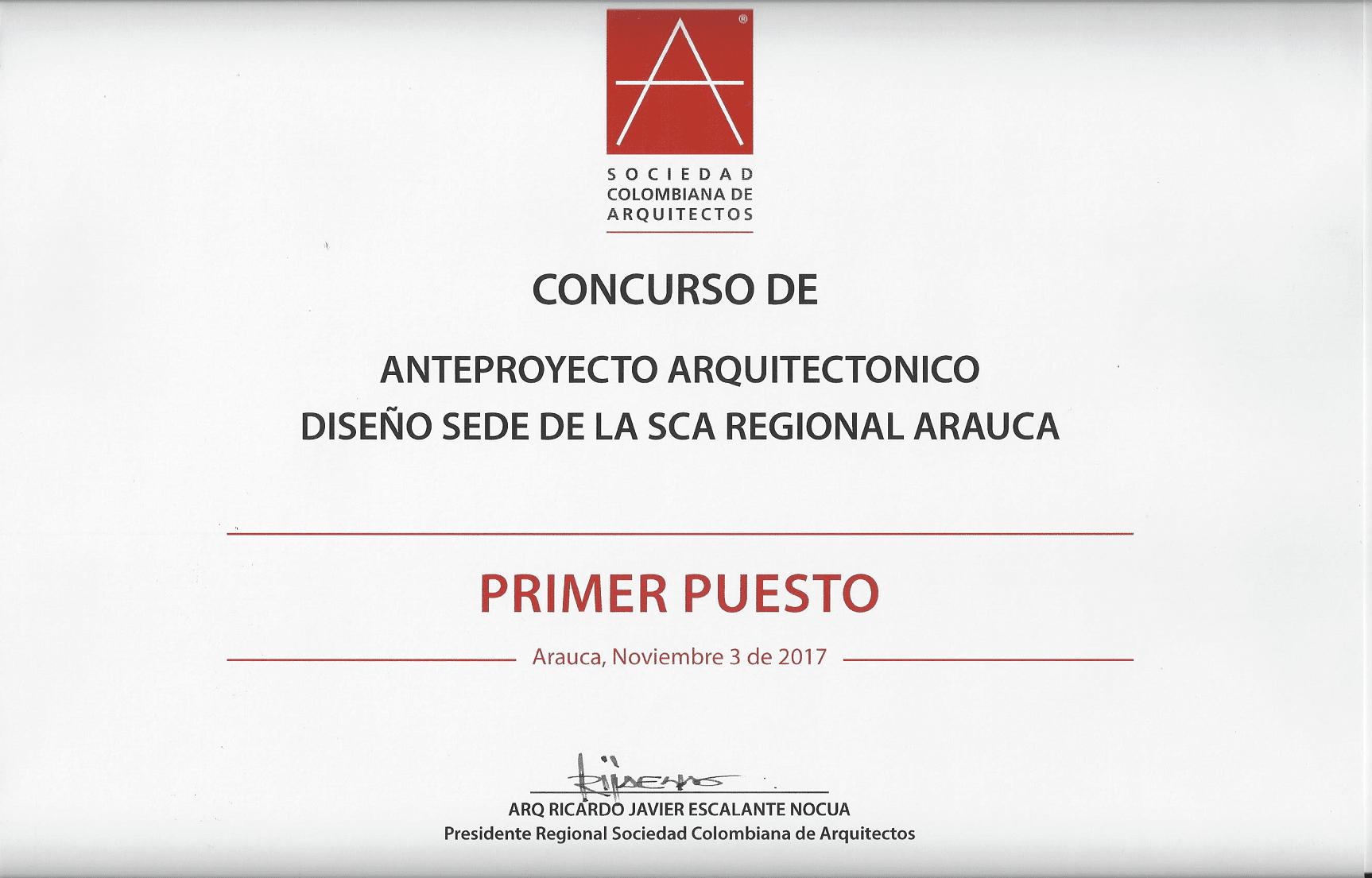 Diploma SCA