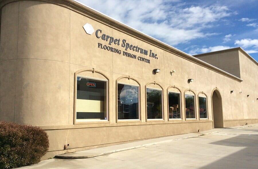 Carpet Spectrum Inc. Flooring Design Center Showroom, Lamita, CA