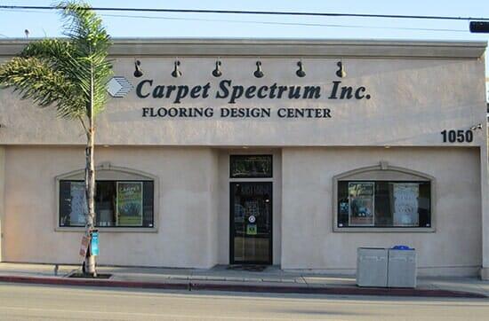 Lomita, CA showroom location
