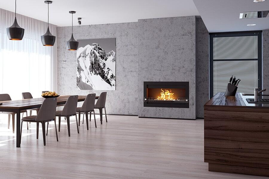 Hardwood floors from Schindler Carpet & Floors in the Dallas area