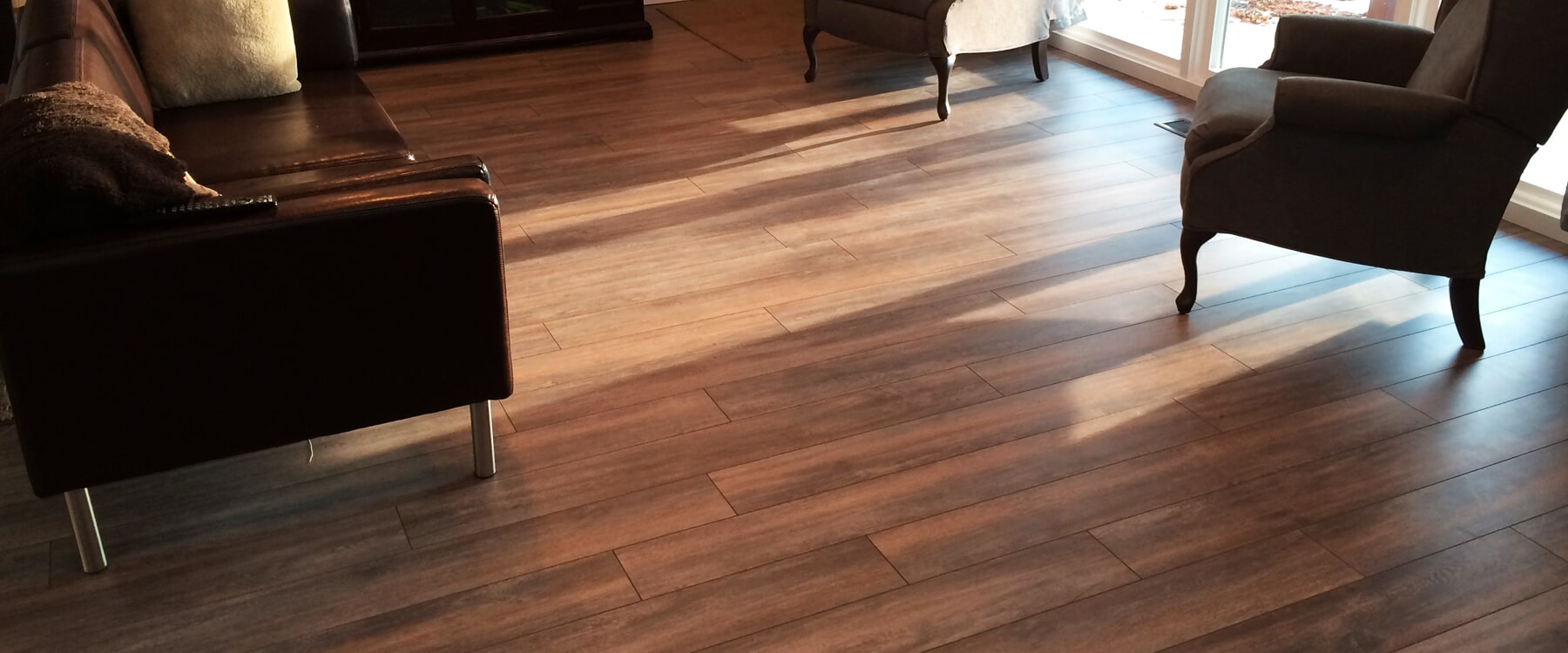 Wood floors from Schindler Carpet & Floors in the Dallas area