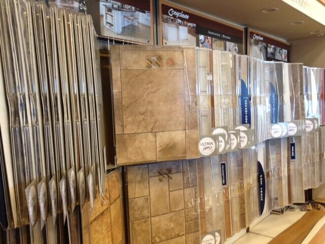 Tile flooring store in Modesto CA - Carpetland