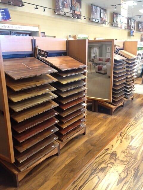 Hardwood flooring store in Modesto CA - Carpetland