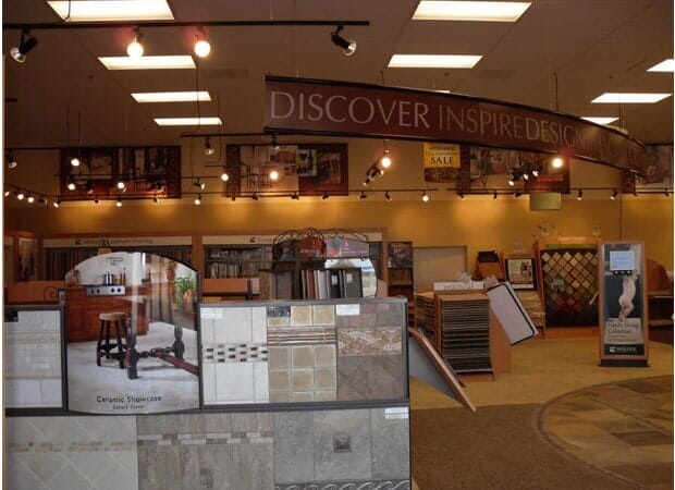 Tile flooring store in Stockland CA - Carpetland