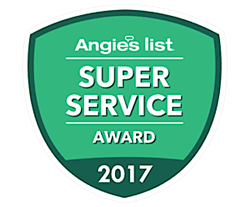 Carpetland in Stockton & Modesto CA is a proud recipient of the Angie's List Super Service Award