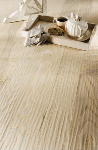 Hand scraped hardwood flooring in Manteca CA from Carpetland