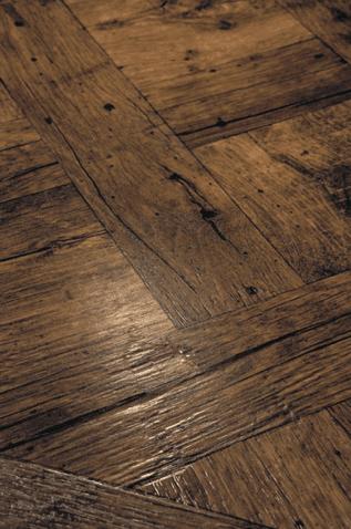 Distressed hardwood flooring in Merced CA from Carpetland