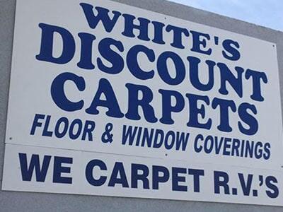 Flooring design professionals in the Hemet, CA area - White's Discount Carpets